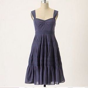 Anthropologie Maeve things and joy dress size 4